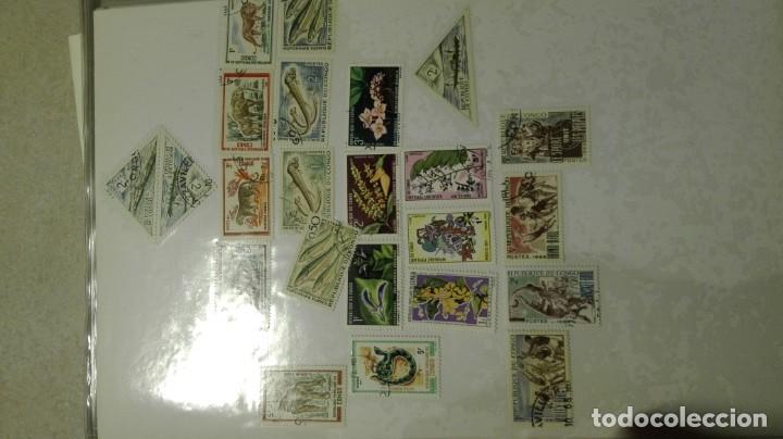Sellos: Coleccion de miles de sellos del abuelo y mas - Foto 83 - 200878297
