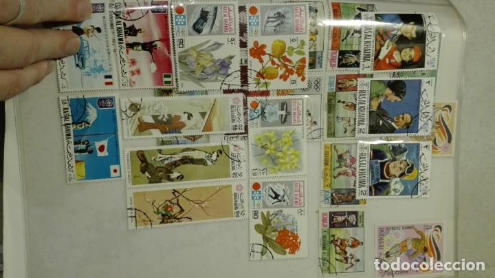 Sellos: Coleccion de miles de sellos del abuelo y mas - Foto 84 - 200878297