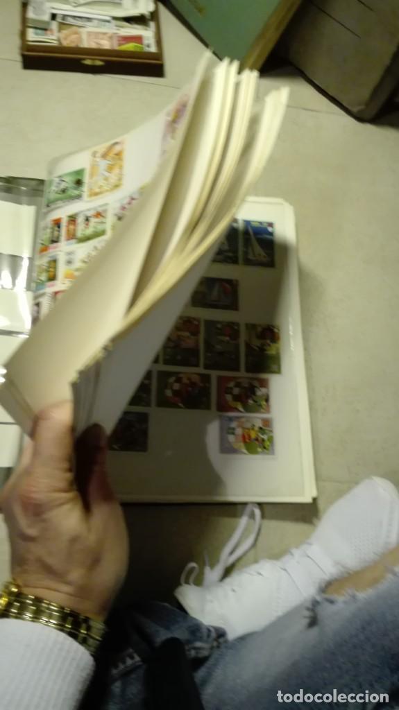 Sellos: Coleccion de miles de sellos del abuelo y mas - Foto 85 - 200878297