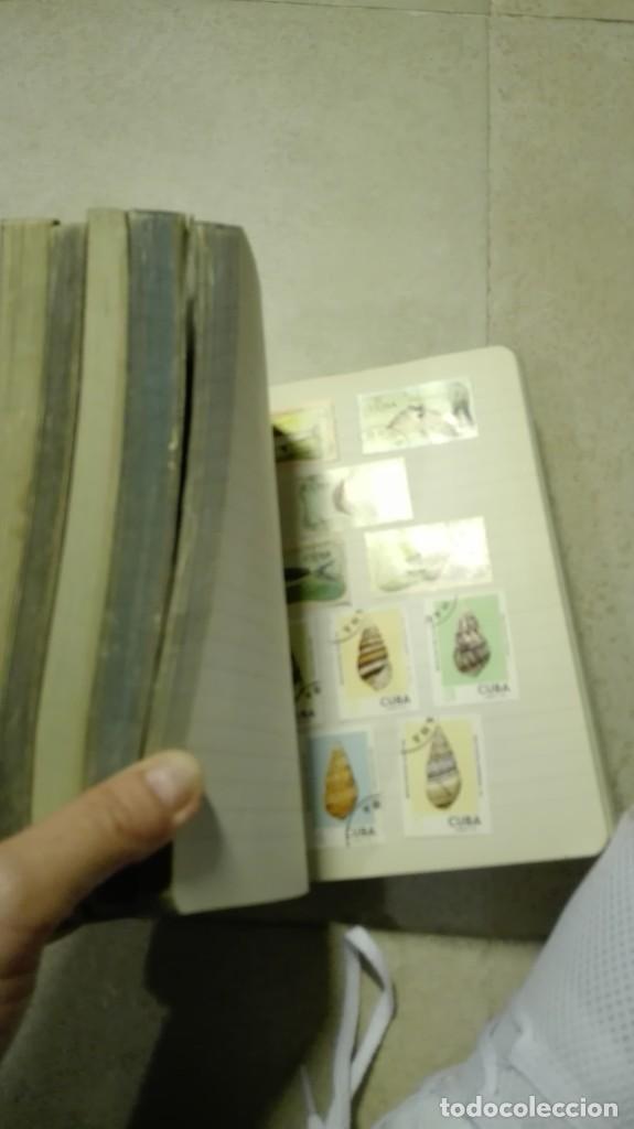 Sellos: Coleccion de miles de sellos del abuelo y mas - Foto 88 - 200878297
