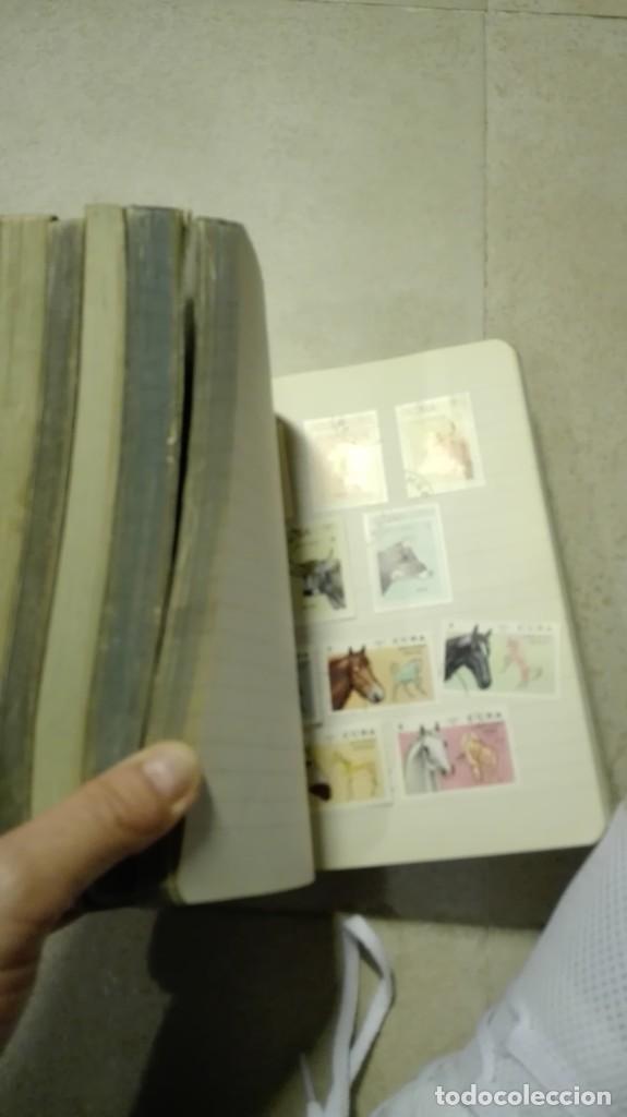 Sellos: Coleccion de miles de sellos del abuelo y mas - Foto 89 - 200878297