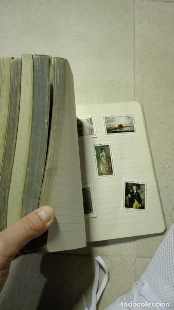 Sellos: Coleccion de miles de sellos del abuelo y mas - Foto 90 - 200878297