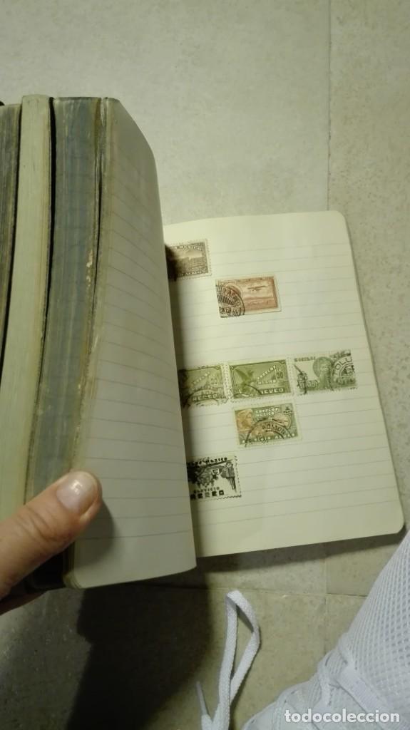 Sellos: Coleccion de miles de sellos del abuelo y mas - Foto 91 - 200878297