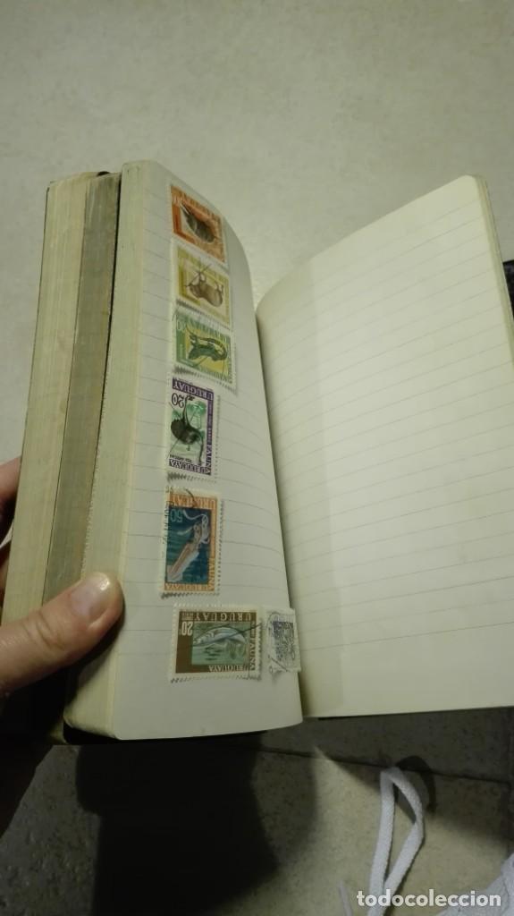 Sellos: Coleccion de miles de sellos del abuelo y mas - Foto 92 - 200878297