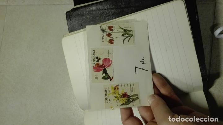 Sellos: Coleccion de miles de sellos del abuelo y mas - Foto 93 - 200878297