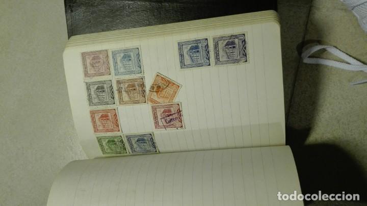 Sellos: Coleccion de miles de sellos del abuelo y mas - Foto 95 - 200878297