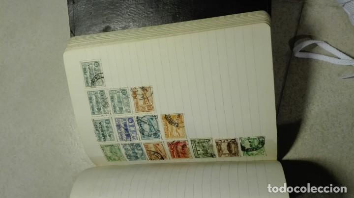 Sellos: Coleccion de miles de sellos del abuelo y mas - Foto 96 - 200878297
