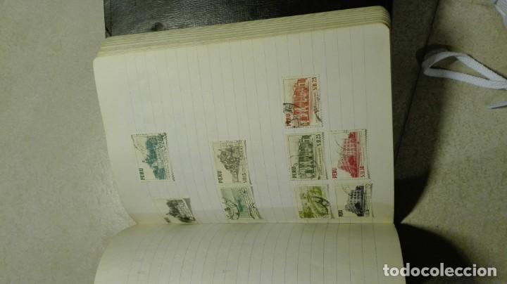 Sellos: Coleccion de miles de sellos del abuelo y mas - Foto 97 - 200878297