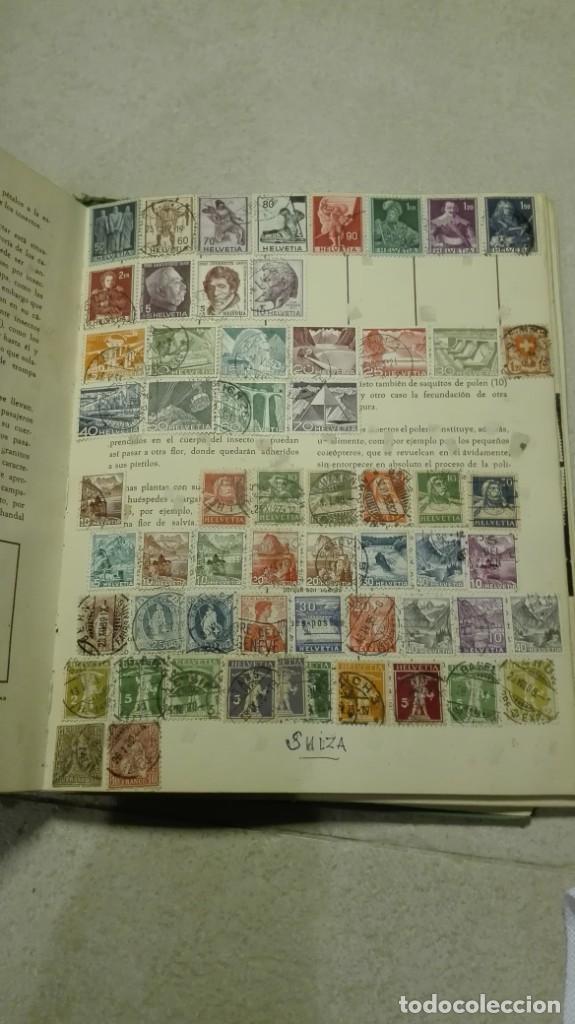 Sellos: Coleccion de miles de sellos del abuelo y mas - Foto 100 - 200878297