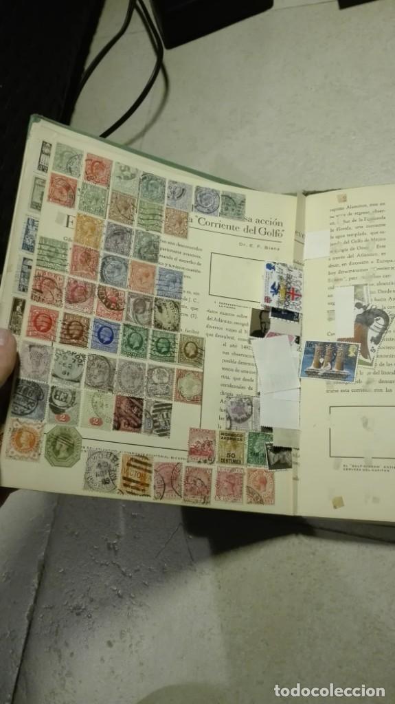 Sellos: Coleccion de miles de sellos del abuelo y mas - Foto 101 - 200878297