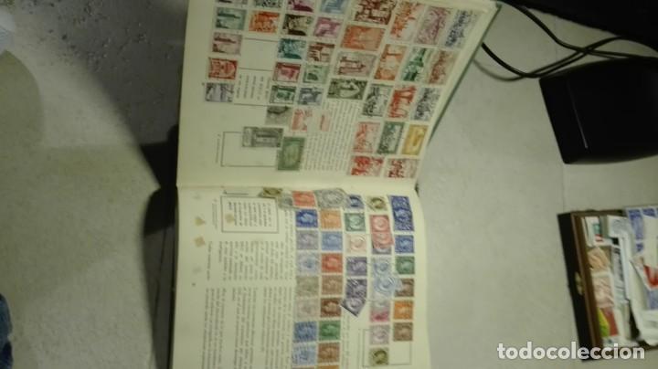 Sellos: Coleccion de miles de sellos del abuelo y mas - Foto 102 - 200878297