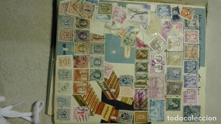 Sellos: Coleccion de miles de sellos del abuelo y mas - Foto 104 - 200878297