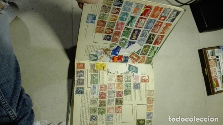 Sellos: Coleccion de miles de sellos del abuelo y mas - Foto 105 - 200878297