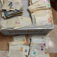 Selos: LOTE CARTAS SELLOS ANTIGUOS. Lote 201080473
