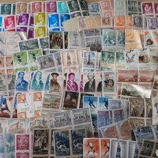Selos: MAS DE 350 SELLOS EN BLOQUES DE 4 SELLOS X01. Lote 202270323