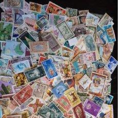 Sellos: 300 SELLOS USADOS DE AFRICA. Lote 203838428