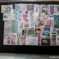 Selos: LOTE 1000 SELLOS USADOS DE EUROPA EN CLASIFICADOR DE 15 HOJAS 30 PAGINAS. Lote 203984316