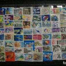 Selos: /23.05/(9)-FRANCIA-LOTE DE SELLOS DIFERENTES EN USADO/º/. Lote 205341892