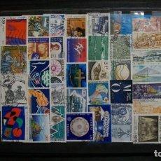 Selos: /23.05/(11)-FRANCIA-LOTE DE SELLOS DIFERENTES EN USADO/º/. Lote 205341963