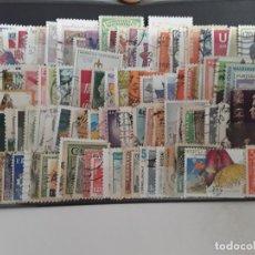 Selos: 100 SELLOS DIFERENTES FORMATO P MUNDIALES. Lote 205566843