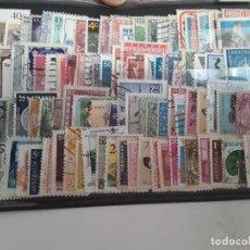 Sellos: 100 SELLOS DIFERENTES FORMATO P MUNDIALES. Lote 205566887