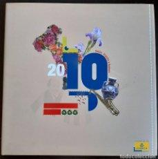 Sellos: LIBRO ALBUM DE SELLOS ESPAÑA Y ANDORRA 2010 - COMPLETO NUEVO. Lote 205569775