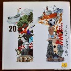 Sellos: LIBRO ALBUM DE SELLOS ESPAÑA Y ANDORRA 2011 - COMPLETO NUEVO - SIN PRUEBAS. Lote 205572218