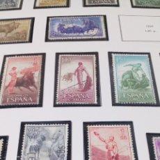 Selos: COLECCION DE SELLOS 1950-75 POR COMPLETAR. Lote 206322656