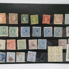 Sellos: ESPAÑA LOTE CLÁSICOS 1850 A 1857 ALTÍSIMO VALOR CATÁLOGO. Lote 207277788