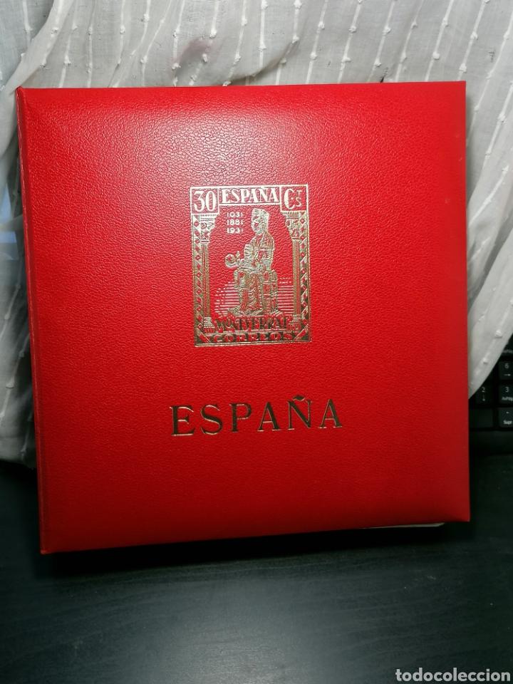 Sellos: España Colección 1955 a 1985 nuevo muy bien conservado 2 albumes de lujo Envio GRATIS - Foto 2 - 207337256