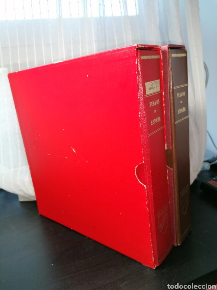 Sellos: España Colección 1955 a 1985 nuevo muy bien conservado 2 albumes de lujo Envio GRATIS - Foto 38 - 207337256