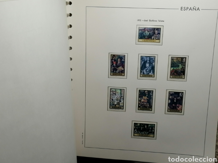 Sellos: España Colección 1955 a 1985 nuevo muy bien conservado 2 albumes de lujo Envio GRATIS - Foto 43 - 207337256