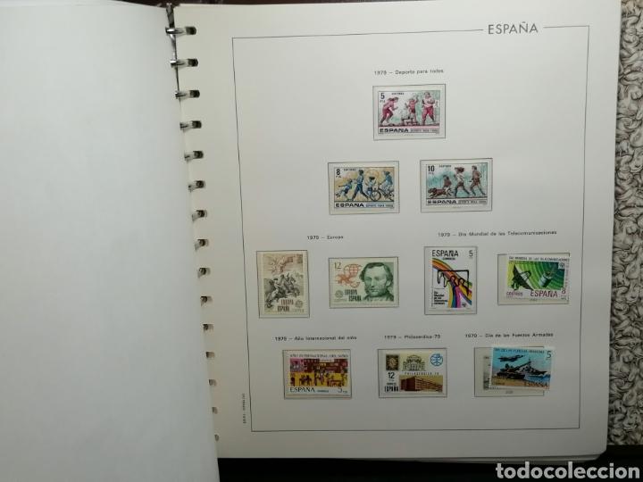 Sellos: España Colección 1955 a 1985 nuevo muy bien conservado 2 albumes de lujo Envio GRATIS - Foto 52 - 207337256