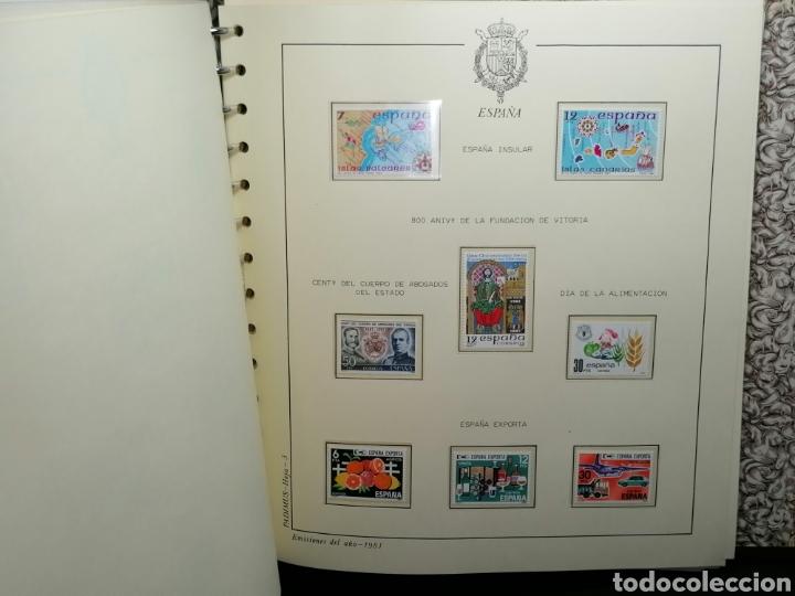 Sellos: España Colección 1955 a 1985 nuevo muy bien conservado 2 albumes de lujo Envio GRATIS - Foto 55 - 207337256