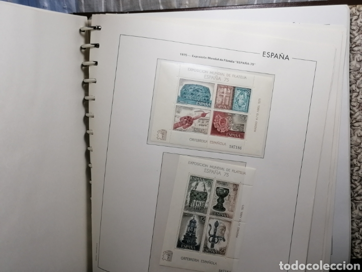 Sellos: España Colección 1955 a 1985 nuevo muy bien conservado 2 albumes de lujo Envio GRATIS - Foto 57 - 207337256