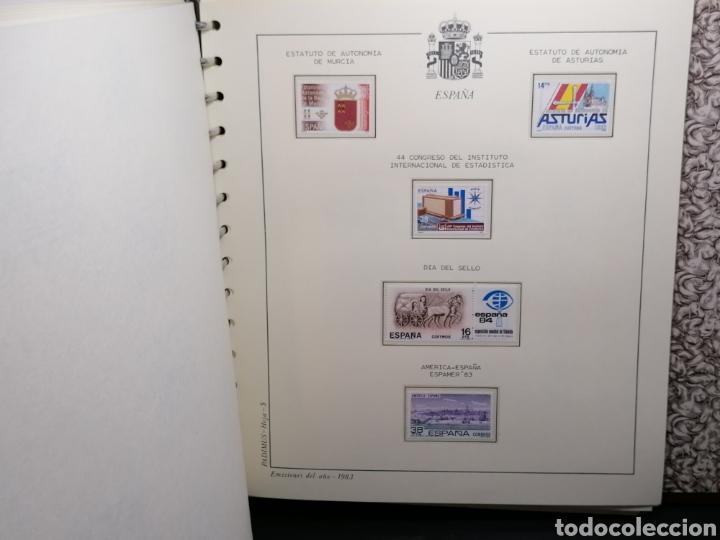 Sellos: España Colección 1955 a 1985 nuevo muy bien conservado 2 albumes de lujo Envio GRATIS - Foto 65 - 207337256