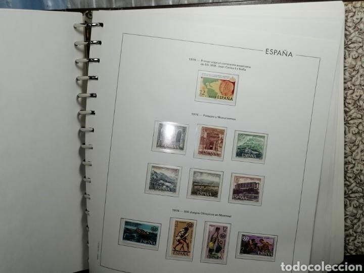 Sellos: España Colección 1955 a 1985 nuevo muy bien conservado 2 albumes de lujo Envio GRATIS - Foto 86 - 207337256