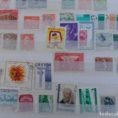Sellos: LOTE 45 SELLOS EUROPA GRECIA, ALEMANIA, DDR, RUMANÍA,. Lote 210459811