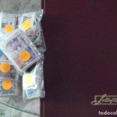 Sellos: CLASIFICADOR Y SELLOS DE ESPAÑA CERCA DE 2000 SELLOS DISTINTOS SIN CATALOGAR. Lote 212229502