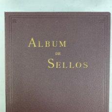 Sellos: ALBUM DE SELLOS DEL II CENTENARIO. FRANCIA, ITALIA,REPUBLICA ARABE UNIDA.1949-1971.. Lote 213163732