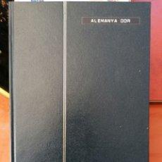 Timbres: ALEMANIA DDR COLECCIÓN LOTE CON CLASIFICADOR. Lote 213976726