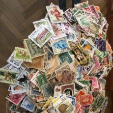 Timbres: LOTE DE 1.000 SELLOS MUNDIALES DIFERENTES.. Lote 214188108