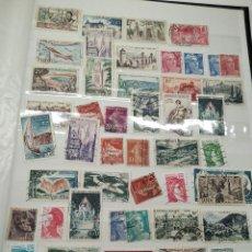 Sellos: 100 SELLOS DIFERENTES FRANCIA BELGICA PORTUGAL( VER FOTOS). Lote 222135912