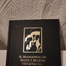 Sellos: EL FRANQUISMO EN SELLOS Y BILLETES. Lote 222152980