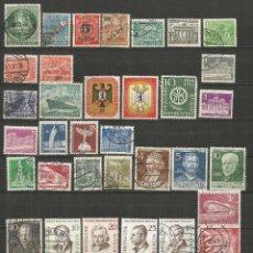 Francobolli: ALEMANIA BERLIN CONJUNTO DE SELLOS USADOS. Lote 224321308
