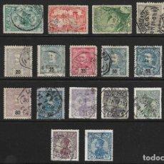 Timbres: PORTUGAL - LOTE Nº 1. 22 SELLOS USADOS CON DIVERSAS CALIDADES. Lote 225206262