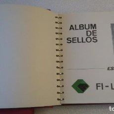 Sellos: COLECCION SELLOS COMPLETA ESPAÑA ( MNH **)1975-83 EN ÁLBUM+CASETE+ENTEROS POSTALES+AEROGRAMAS. Lote 231016950