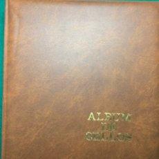 Sellos: ALBUM ACOLCHADO PHILOS. AÑOS 1971 A 1983. COMPLETOS EN NUEVO***. Lote 231765650