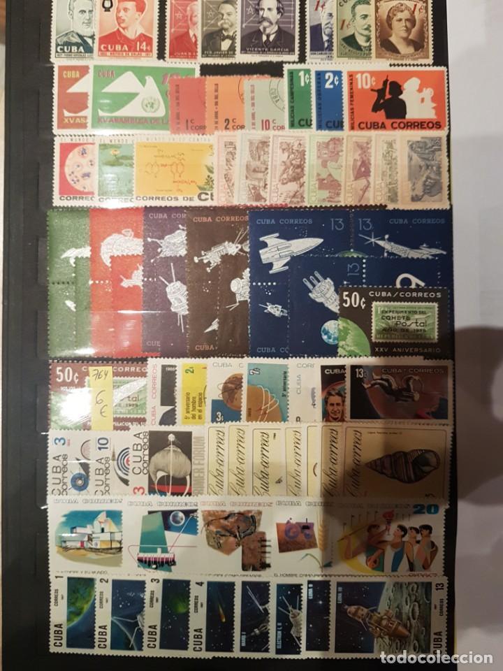 Sellos: COLECCION VARIADA DE SELLOS FILATELIA DE CUBA - Foto 4 - 233262220