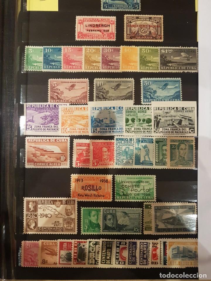 Sellos: COLECCION VARIADA DE SELLOS FILATELIA DE CUBA - Foto 5 - 233262220